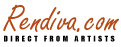 Rendiva.com an online gallery & dealer of original fine art, paintings, art prints, photographs and sculptures.